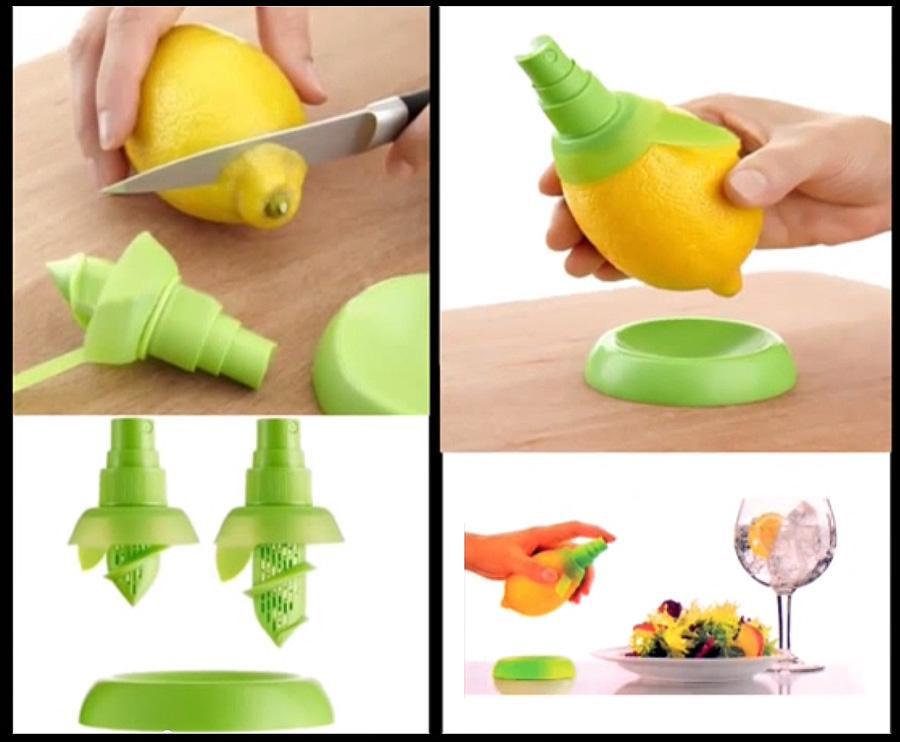 Спрей для цытрусовых распылитель Лимона 2 Шт + Подставка