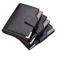 Мужское кожаное портмоне кошелек Baellerry, фото 1