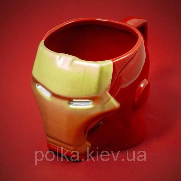 Чашка Железный человек (Iron Man Marvell)