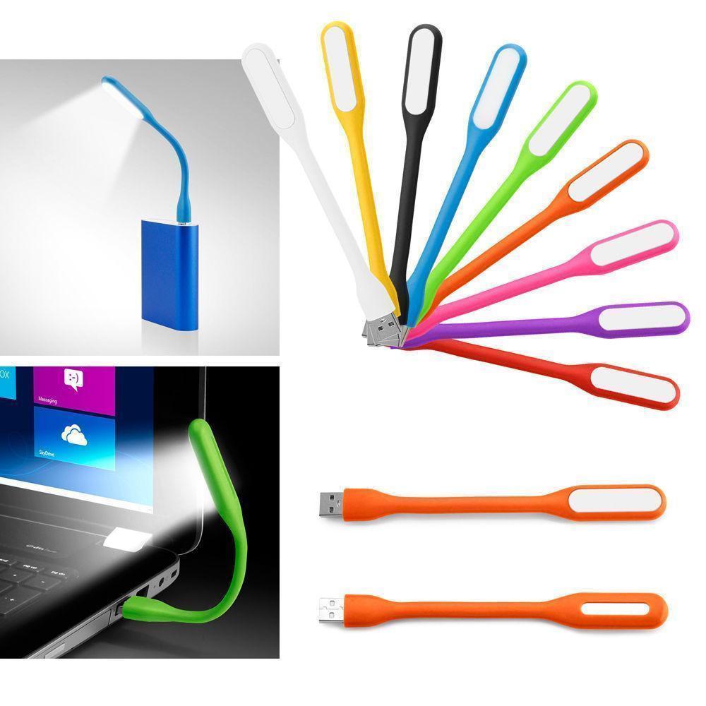 Гибкий USB LED фонарик