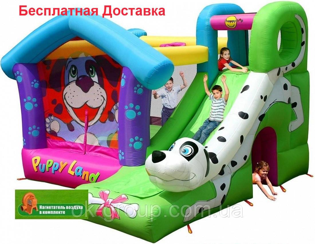 """Надувной батут Happy Hop """"Далматинец"""""""