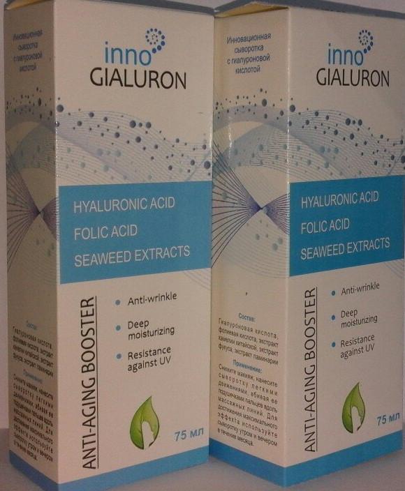 Inno Gialuron - антивозрастная сыворотка (Инно Гиалурон)