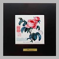 Панно настенное «Прованс. Роза», 10х10, 18х18 см. 262-3028B