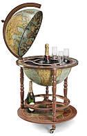 Глобус-бар напольный Zoffoli Srl, Италия «Калипсо» (Laduna), h-120см, d -50см (248-0010)