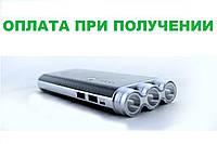 Внешний аккумулятор портативная зарядка Повер Банк УМБ Солнечное зарядное устройство Power Bank UKC 35000 mAh