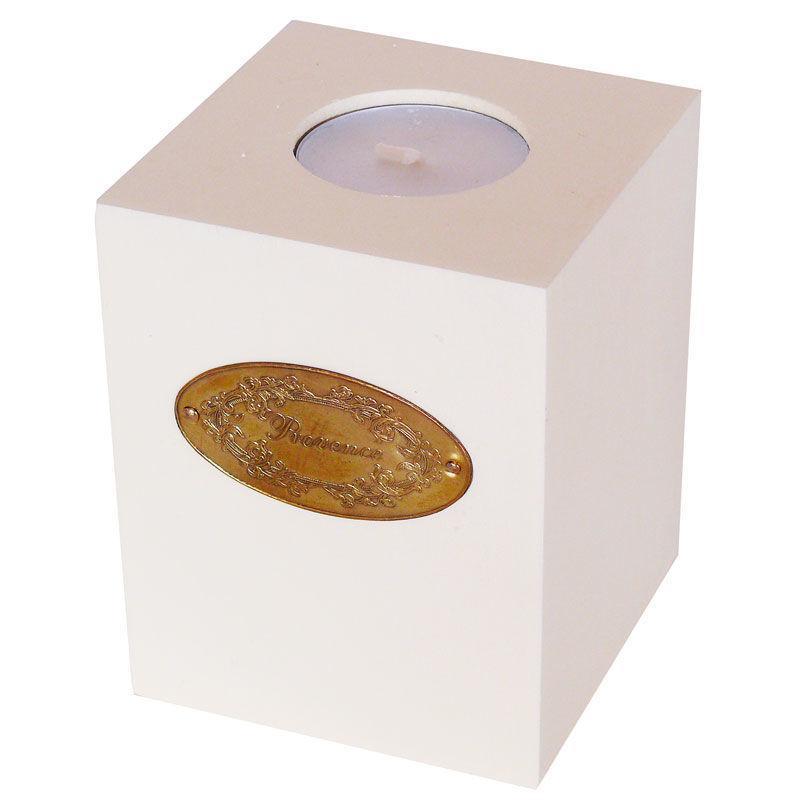 Подсвечник сувенирный «Прованс», 10х8х8 см. 262-7010W