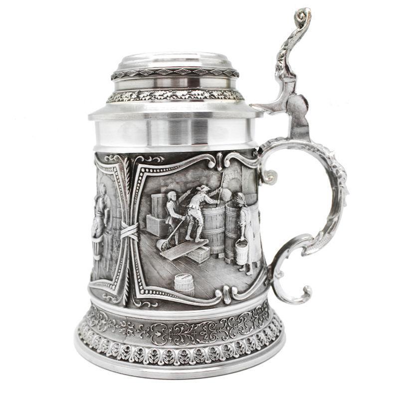 Кружка для пива «Сельская жизнь» Artina SKS, h-16,5 см, 500 мл (10168a)