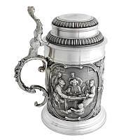 Кружка для пива германия пищевое олово Artina SKS, 600 мл 10948a
