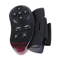Универсальный пульт на руль для магнитолы на автомобиль. ФМ FM трансмиттер модулятор авто MP3