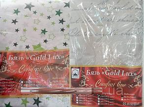 Постельное Бязь Голд Люкс оригинал 200х220 расцветок много Gold Lux 100% бязь