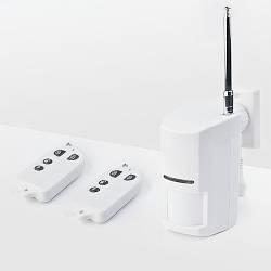 Автономная сигнализация со встроенным датчиком движения и сиреной PL-10 KIT