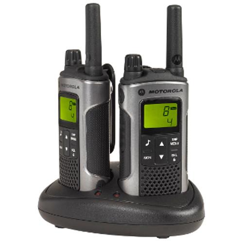 Портативная рация Motorola TLKR-T80 (не требует регистрации)