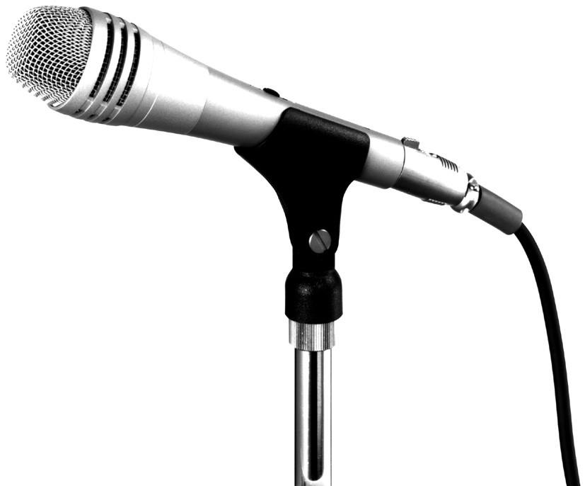 Микрофон для вещания TOA DM-1500