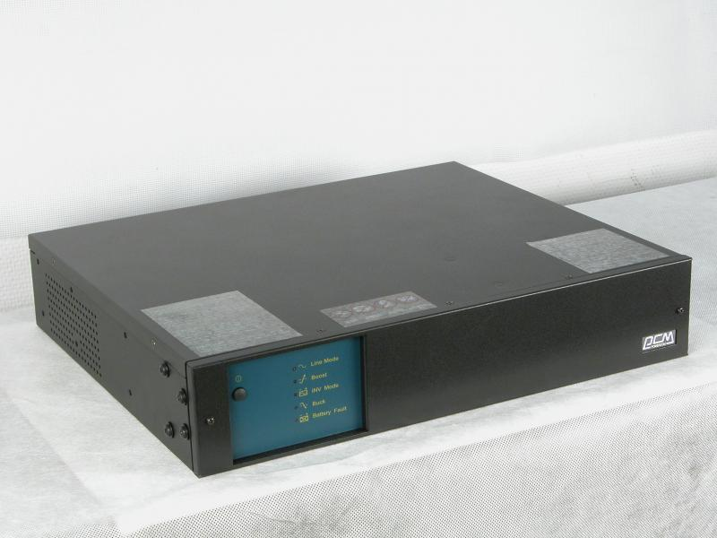 Источник бесперебойного питания Powercom KIN-1500AP-RM (2U)