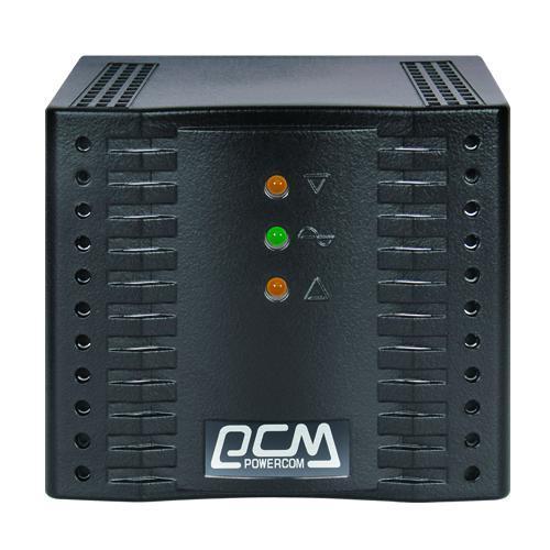 Стабилизатор напряжения Powercom TCA-3000(black)