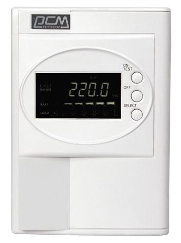 Источник бесперебойного питания Powercom SMK-600A (SMK-600A LCD)
