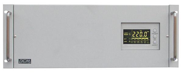 Источник бесперебойного питания Powercom SXL-1000A-RM (3U)