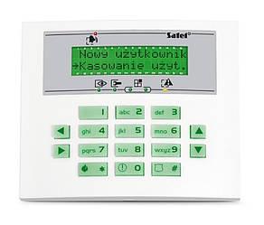 Клавиатура Satel INT-KLCDS-GR