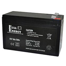 Акумулятор безперебійного живлення Full Energy FE-7 Ач