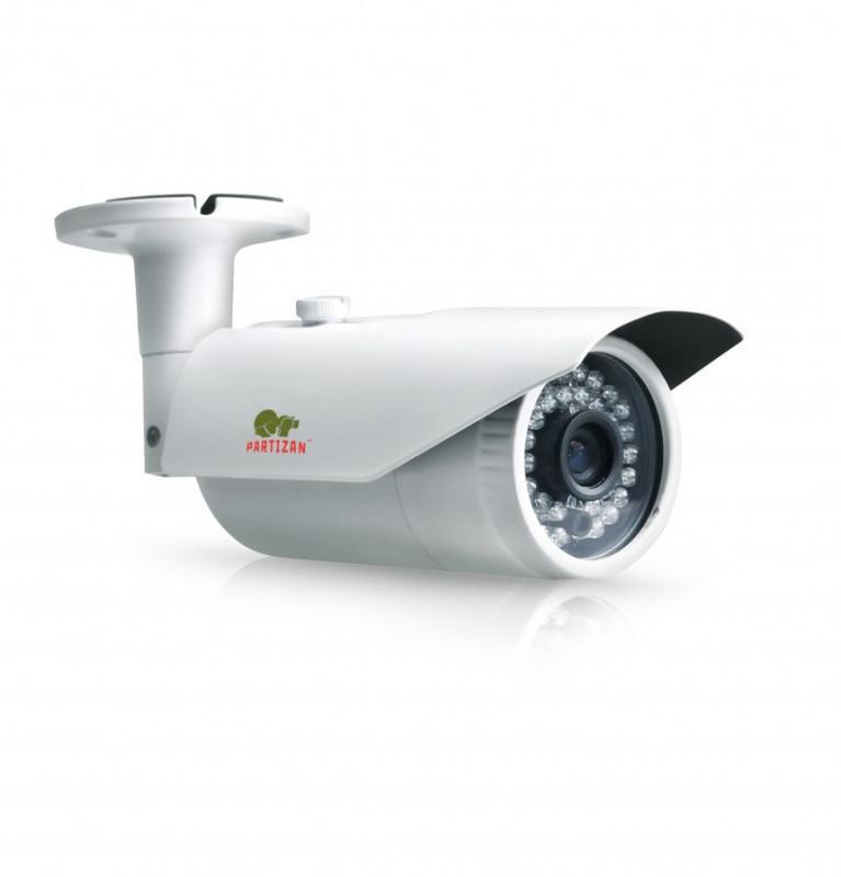 IP-відеокамера Partizan IPO-4SP POE