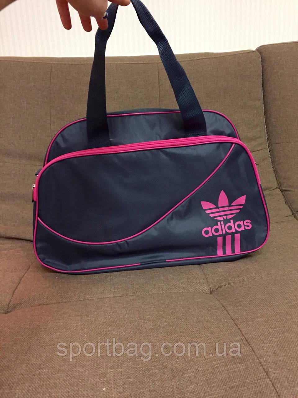 e57f57152735 Сумка спортивная Adidas БЖ (серый+голубой цвет), цена 200 грн., купить в  Харькове — Prom.ua (ID#75168623)