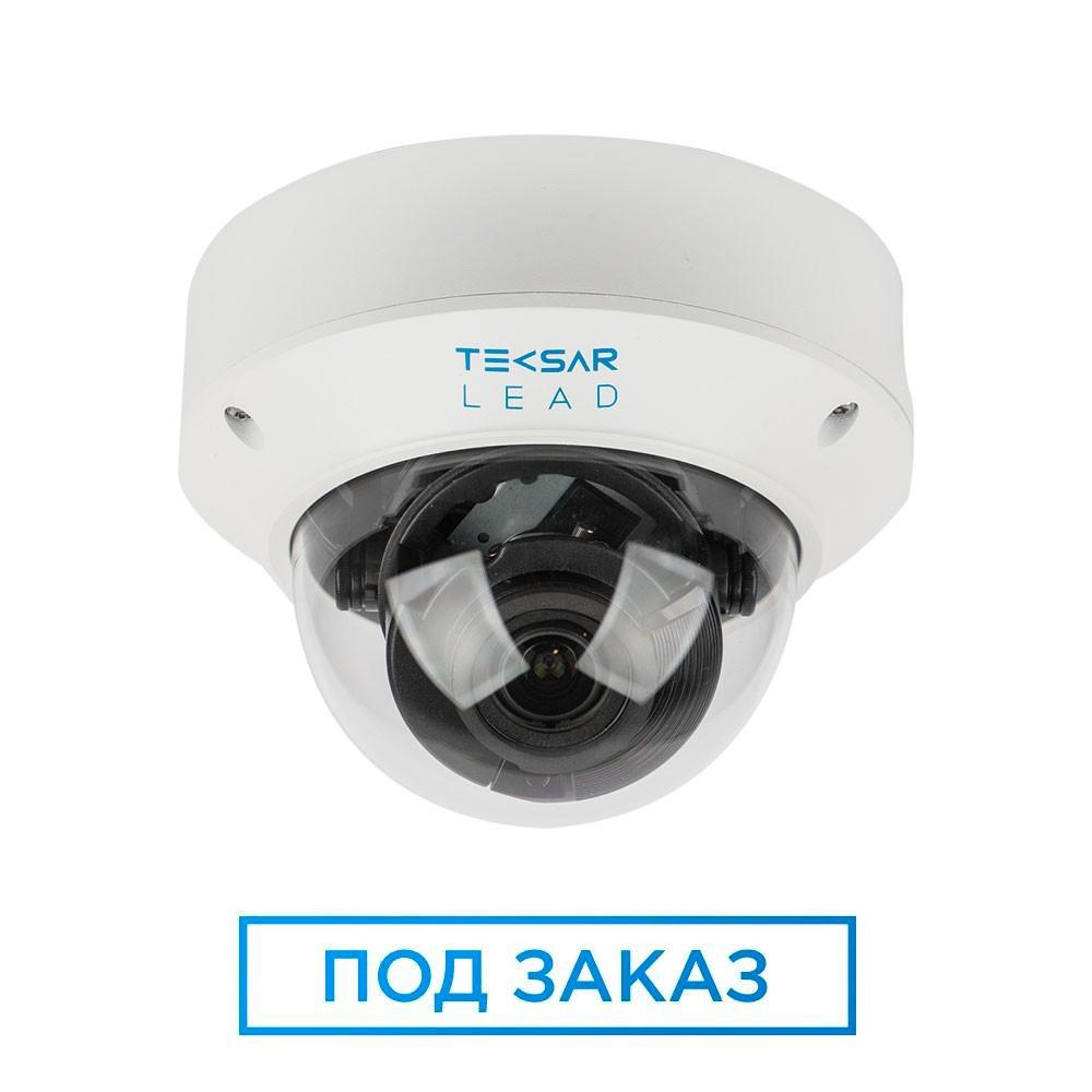 IP-видеокамера купольная Tecsar Lead IPD-L-2M30Vm-SDSF6-poe