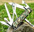 Складной надежный нож Victorinox Huntsman, фото 4