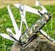 Складной надежный нож Victorinox Huntsman 13713.94 камуфляж, фото 4