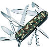 Складной надежный нож Victorinox Huntsman 13713.94 камуфляж