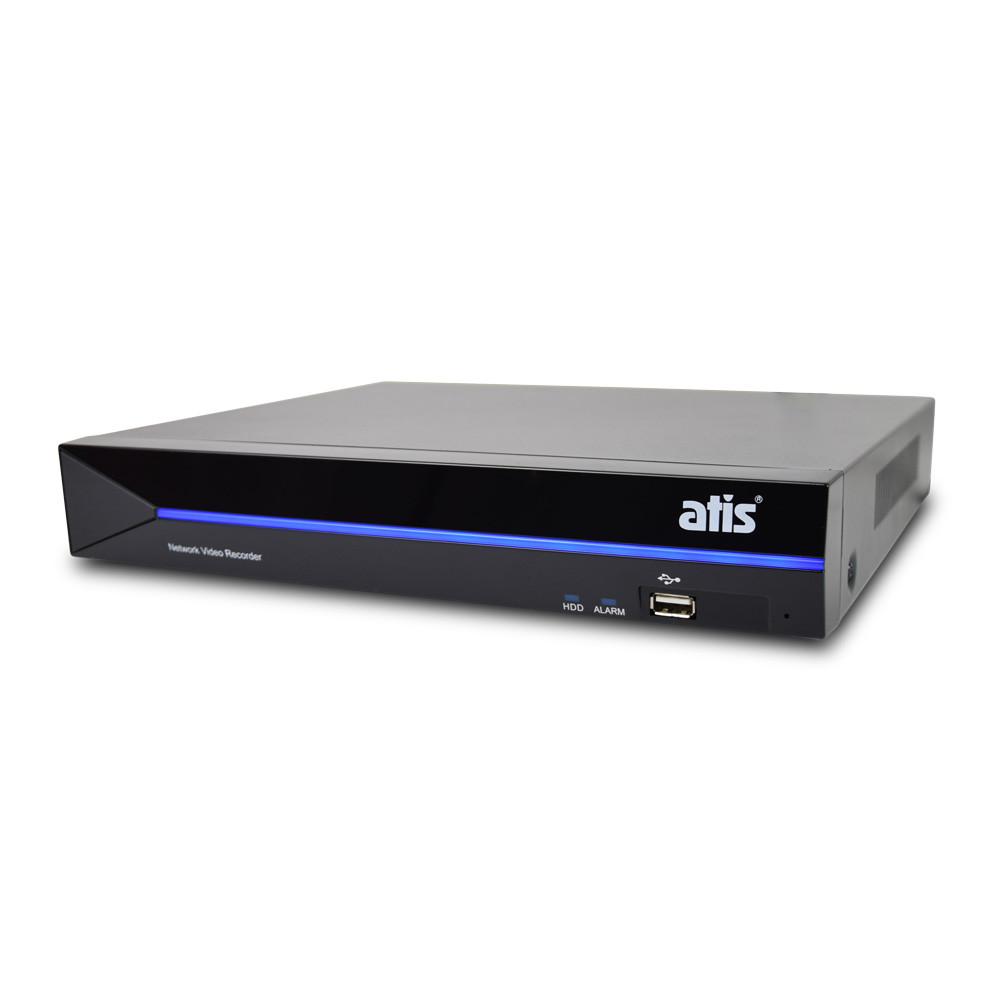 Видеорегистратор ATIS NVR 4116 для систем видеонаблюдения