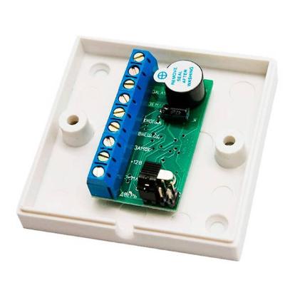 Z-5R контроллер в монтажной коробке (1364 ключа)