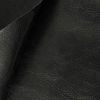 Искусственная кожа Капри чёрный , фото 1