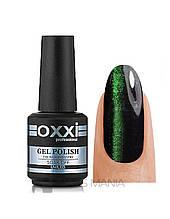 Прозрачный топ OXXI №004 (зеленая полоска) 10 мл