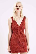 Новое кружевное платье Topshop, фото 3