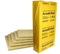 Акустическая минеральная вата AcousticWool Sonet F(Floor) для пола 1000*600*20 мм