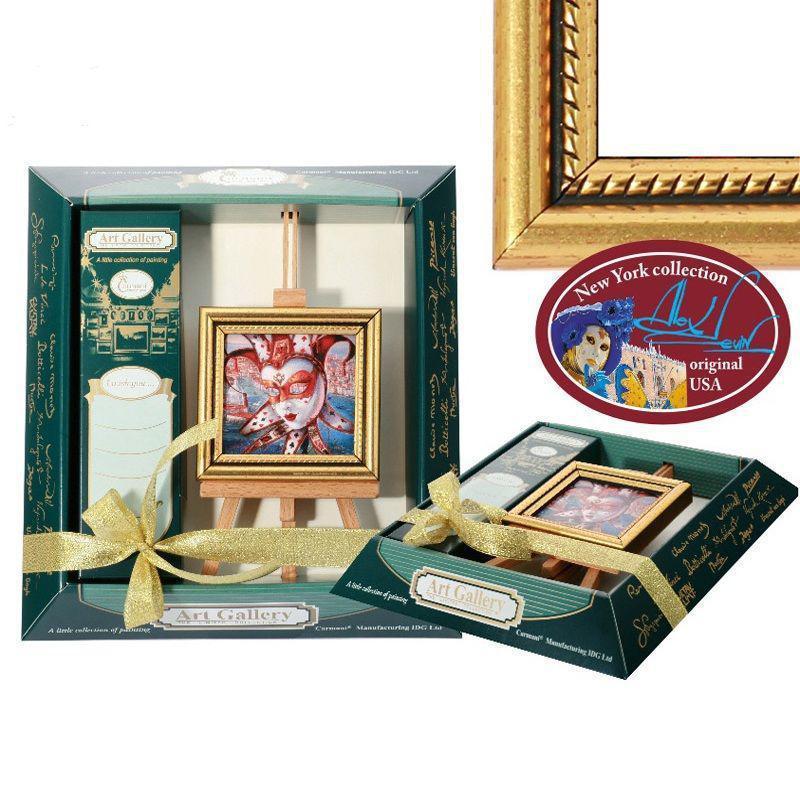 Картина мольберт «Джокер» 9х10 см. 190-0126