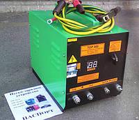 Пускозарядное устройство ТОР-400П для 24 и 12В  грузовых и легковых авто. Пуск 400А, заряд-20А., фото 1