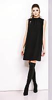 Платье Juanta-2583 белорусский трикотаж, черный, 42