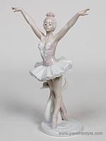 Фарфоровая статуэтка Балерина Pavone JP-27/ 3