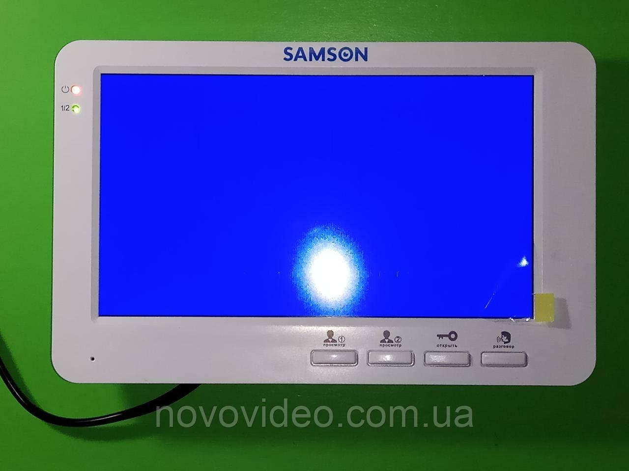 Видеодомофон цветной на 7 дюймов SW-75L