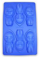 """Силиконовая форма для выпечки кексов """"Маша"""" арт. 822-10-5, фото 1"""