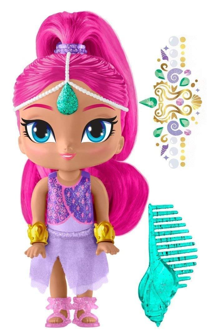 Fisher-Price Кукла Шиммер / Шиммер и Шайн на пляже Shimmer Shine Genie Beach Shimmer Doll