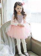 Платье Розовая дымка