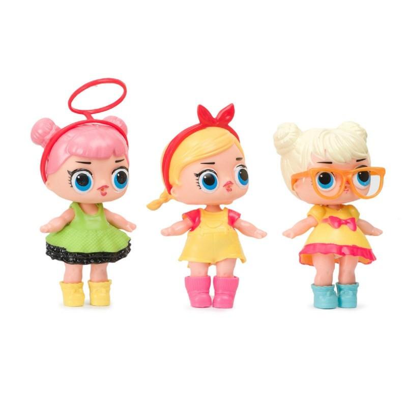 Кукла LOL Surprise 77705B 3шт в коробке