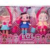 Кукла LOL Surprise 77705B 3шт в коробке, фото 3