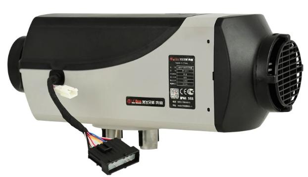 Воздушный отопитель салона Лунфэй LF Bros E5.0, 5 кВт, 12V