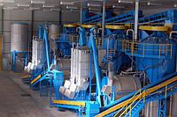 Линия по переработке ПЭТ, ПП, ПЭ 500 кг. час пластмасс