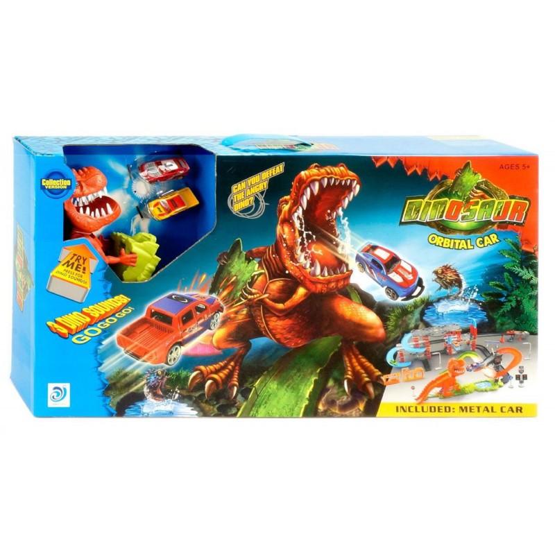 Трек Динозавр 8899-93 120х75х25 см