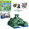 """Конструктор """"Подводная крепость"""" Minecraft My World SY970 1144 детали, фото 2"""