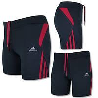 Шорты спортивные, женские adidas RESPONSE™ CLIMA365® CLIMALITE® Short Tight art. W39330 адидас